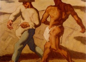Parable of the Tares_Albin Egger-Lienz