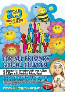 All Saints Party @ St. Dominic's Priory | Rabat | Malta